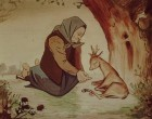 Igazi lélekmelengető az Öreg néne őzikéje! Oszd meg, hogy a mai gyerekekhez is eljuthasson! ❤