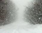 Pár óra és érkezik az igazi tél az országba !Három napon eshet hó ezeken a helyeken
