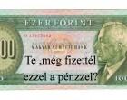 Te még fizettél ezzel a pénzzel?