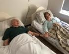 70 évig voltak házasok, egymás kezét fogva hunytak el, pár perc különbséggel!