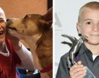 Több mint 1300 kutyát mentett már meg a mindössze 7 éves kisfiú - megnyerte Az Év Gyermeke díjat