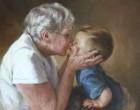 Versajánló - Mentovics Éva: A nagymama tavasza