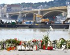Méltó búcsú: a Dunába temethetik a Hableány legénységét