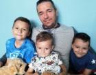Sírva köszönte meg a segítséget: kétmilliót gyűjtöttek annak a miskolci családnak, amelyben apa és fia is rákkal küzd – videó
