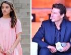 Saját 13 éves kislányát zsarolja Tom Cruise – Nem hajlandó a lánnyal találkozni, amíg nem teszi meg ezt…