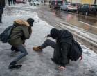 A veszélyes időjárás miatt az egész országra riasztás van érvénybe