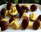 Vargánya gomba, egy ínycsiklandóan finom sütés nélküli édesség!Mutatunk egy receptet, ami nagyon egyszerű, de mégis fenségesen finom!