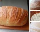 Ma sütöttem finom házi kenyeret! Olyan finom, mintha a nagymama kemencéjében sült volna!