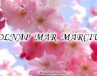 Üdvözöllek március - Viszlát február!